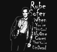 Rube Sofer by Rachel Miller