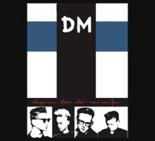 "Depeche Mode ""Dangerous"" by shtrix"