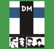 """Depeche Mode """"Dangerous"""" Kids Clothes"""