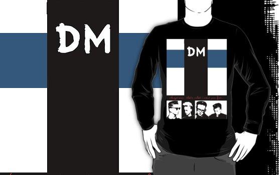"Depeche Mode ""Dangerous"" by shtrix"