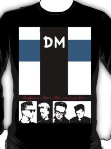 """Depeche Mode """"Dangerous"""" T-Shirt"""