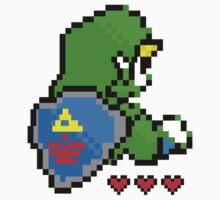Trainer Link Appears! by Patrick Sluiter
