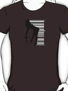 Barcode Sexy girl T-Shirt