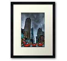NYC016 Framed Print