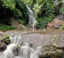 Elabana Falls 2 by Adam Le Good
