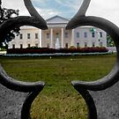 The White House - Selective Colour by CalumCJL