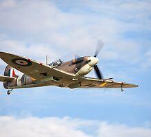Spitfire Mk5 by Ian Merton
