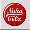 Fallout Nuka Cola Cap  by HighDesign