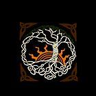 Celtic knot tree by astr0nomer