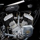 Brough Superior 11.50 Engine by Frank Kletschkus