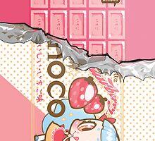 bessette strawberry-choco by Rose Besch