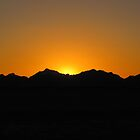 Arizona Sunset ~4 by Kimberly P-Chadwick