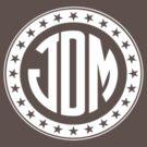 JDM Monogram by JDMSwag