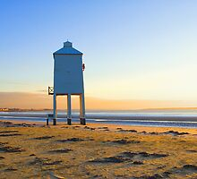 Burnham on Sea Lighthouse by Jim Hellier