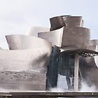 Guggenheim Bilbao by Kim Jackman