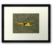 Sea King Framed Print