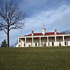 Mount Vernon, George Washington's Plantation, VA by Bine