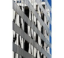 Denver reflection 30 Photographic Print