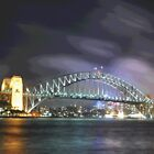 sydney harbour bridge by go2far