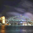 sydney harbour bridge by go2far