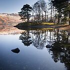 Reflections on Derwent Water by mattcattell