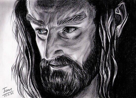 Richard Armitage - Thorin Oakenshield by jos2507