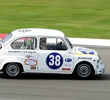 Fiat Abarth 1000 TC Berlina by Willie Jackson