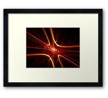 Spark the Fires Framed Print