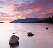 Three rocks at Tewit Tarn by mattcattell