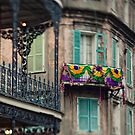 Maison LeMonnier - French Quarter New Orleans by Alfonso Bresciani