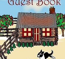 The Country Guest Book by Diana-Lee Saville