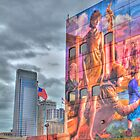 City Art for I phone by Jim  Egner