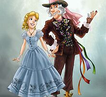 Wonderland Costume Switch by CherryGarcia
