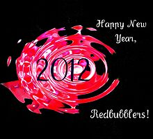 Happy New Year, Redbubblers! by mariatheresa