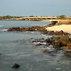 Shaws Bay - Ballina Northern NSW by Emmy Silvius