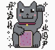 Lucky NyanCat by Baardei