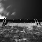 Maroondah Dam Wall by Andrejs Jaudzems