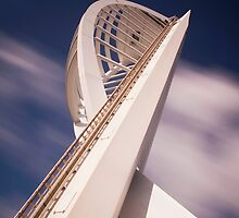Spinnaker Tower by Nina Papiorek