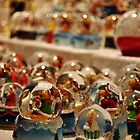 Snow Globes Galore!  by Bekkabella