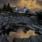 Pemaquid Dawn by Carolyn  Fletcher