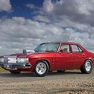 Holden HZ Premier by John Jovic