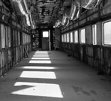 Gutted Railcar by James2001