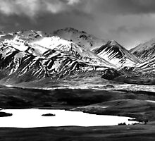 Lake Alexandrina, NZ by Jenni Tanner