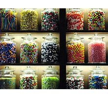 The Sweets Photographic Print