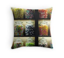 The Sweets Throw Pillow
