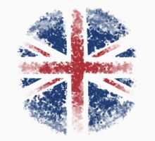 Dotty Union Flag by babibell
