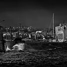 The Lazzaretto (Manoel Island Malta) by Edwin  Catania