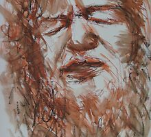 Luke Kelly 2 by Tom O'Rourke