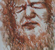 Luke Kelly 2 by Tom O'Rourke