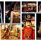 Christmas Market Edinburgh  by ©The Creative  Minds
